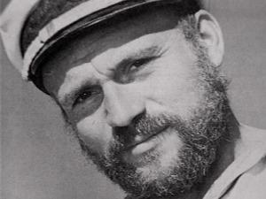 Buzz Holmstrom, 1938.