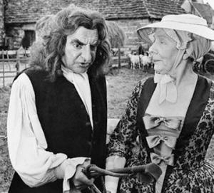 Hugh Griffith, Dame Edith Evans.