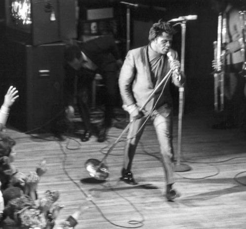 James Brown in the 60s, sayin' it loud.