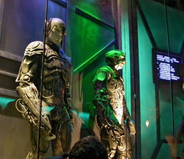 Borg drones, baddest dudes in the Delta Quadrant.
