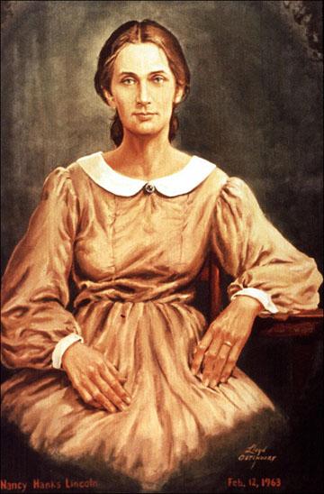 Nancy Hanks.