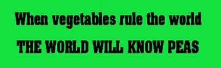 Know peas