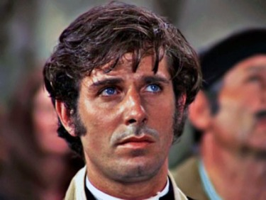 """Young Jonathan Goldsmith in an episode of """"Mission Impossible,"""" 1970."""