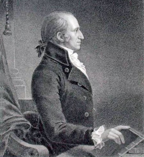 """Revolutionary War General James Jackson (1757-1806) died in Washington, D.C. while a U.S. Senator. The """"fiery little man"""" is buried at Arlington National Cemetery."""