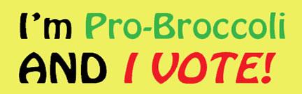 Pro-broccoli