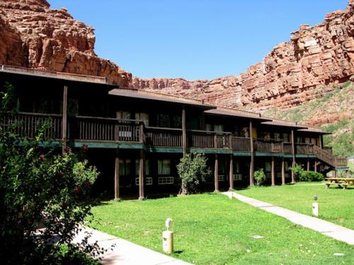 Havasupai Lodge.
