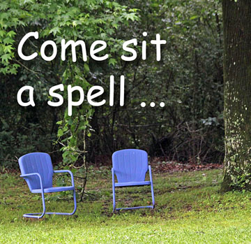 Come sit