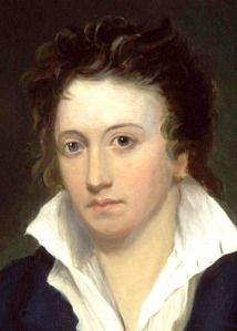 Percy B. Shelley (1792-1822)