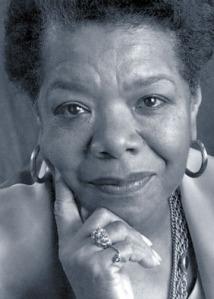 Marguerite Annie Johnson (Maya Angelou) (1928-2014)