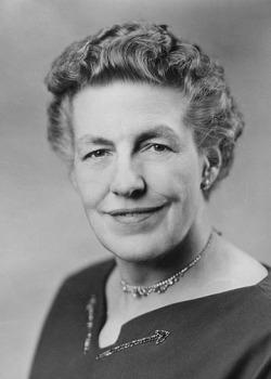 Mary Elizabeth Frye (1905-2004)