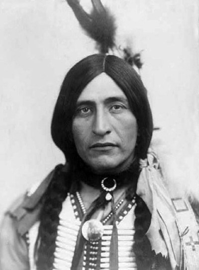 Luther Standing Bear (Lakota name
