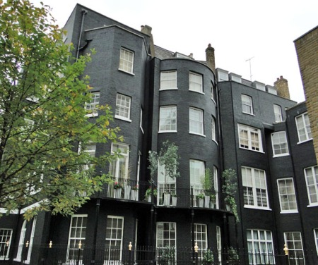 12 Curzon Place, Mayfair.