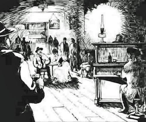 Malamute Saloon