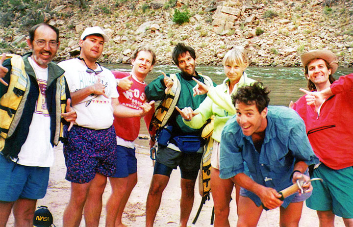 River trip 5-94