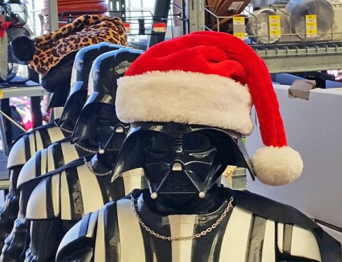 Darth Claus