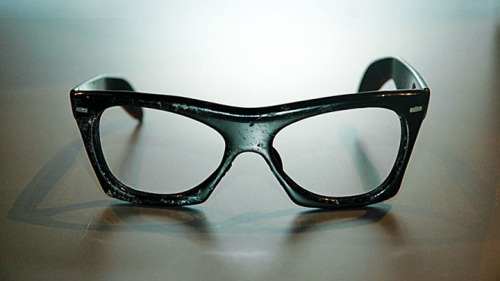 Buddy Holly's glasses