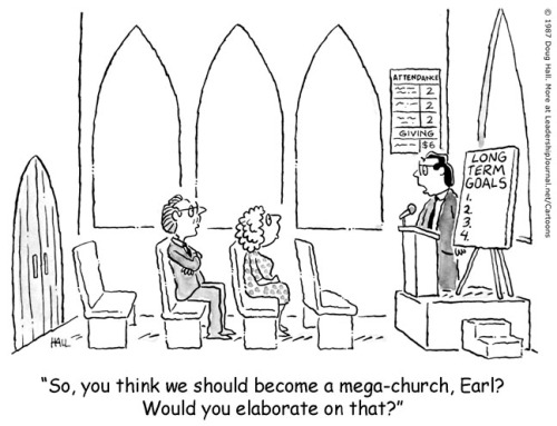 Mega-church