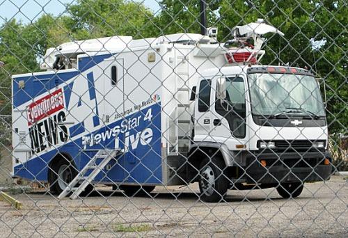 News truck