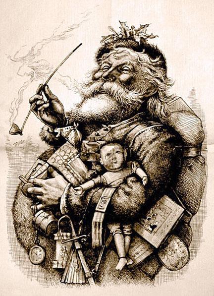 Nast Santa
