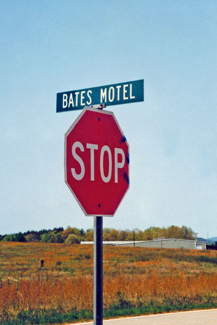 Bates Motel Road
